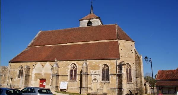 Photo Vault-de-Lugny - -église St Germain 16 Em Siècle