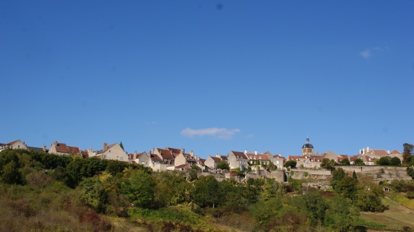 Photo Vézelay - Panorama de Vezelay