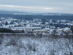 Photo paysage et monuments, Danjoutin - DANJOUTIN SOUS LA NEIGE