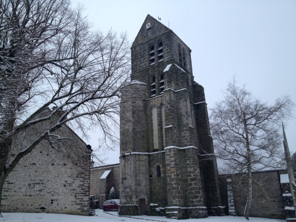 Photo Courances - Église de Courances