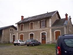 Photo paysage et monuments, Saint-Cyr-la-Rivière - La gare de Saint-Cyr la rivière