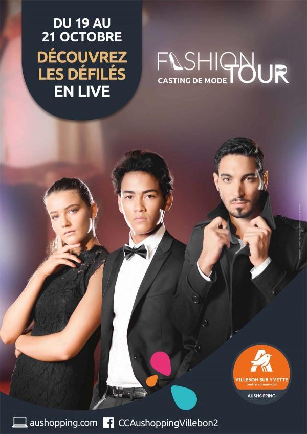 Fashion Tour 2017 : un défilé mode inédit à Villebon-sur-Yvette