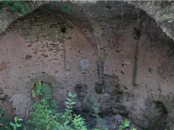Intérieur du Chateau