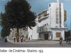 Photo dessins et illustrations, Stains - Cinéma du globe