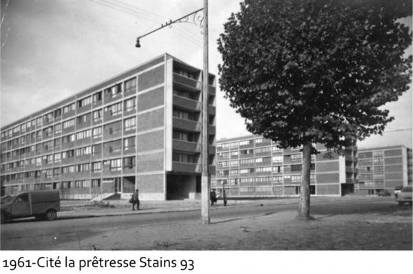 La Pretresse  1961