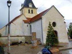 Photo paysage et monuments, Le Plessis-Bouchard - L'Église Saint-Nicolas